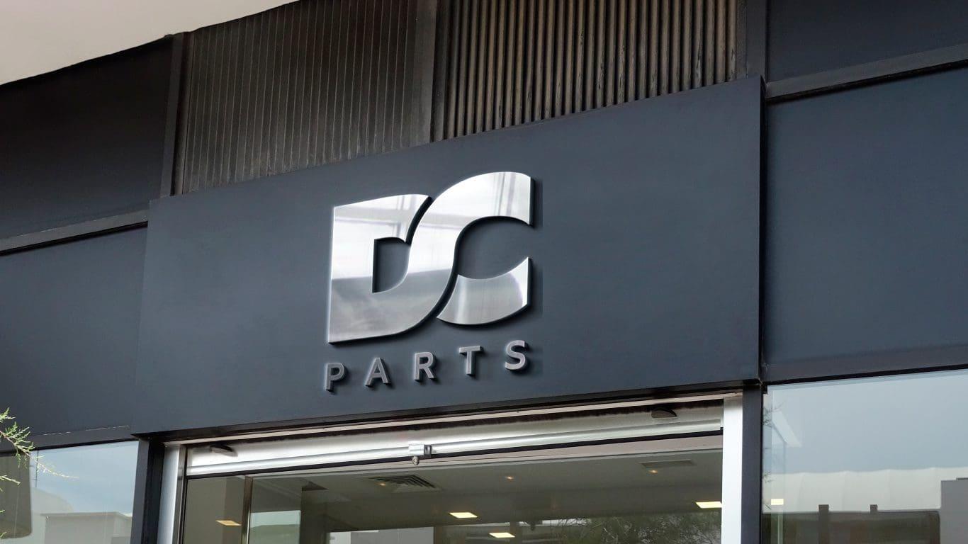 Spare Parts agora é DC Parts