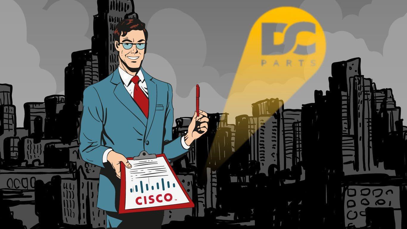 dcparts - SMARTnet é uma uma pólice de seguro para a Cisco?