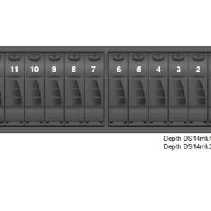 Shelf NetApp DS14MK2