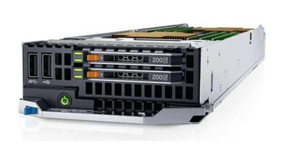 Dell PowerEdge FC430 CTO Blade - With warranty and technical service for installation or support.