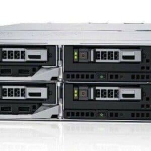 Blade Dell PowerEdge FX2 CTO Enclosure Chassis - Com garantia e serviço técnico para instalação ou suporte.