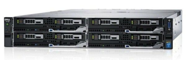 Dell PowerEdge FX2 CTO Enclosure Chassis Blade - With warranty and technical service for installation or support.