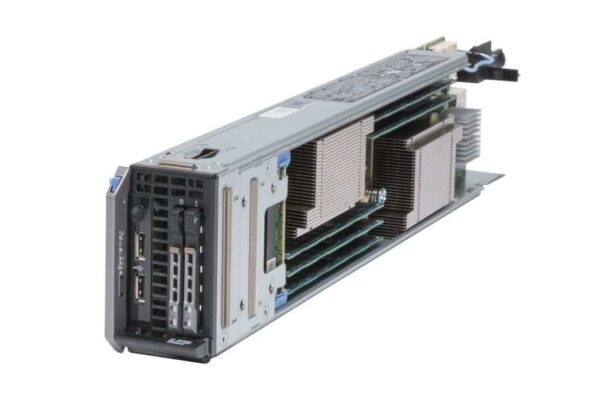 Dell PowerEdge M420 CTO Blade - With warranty and technical service for installation or support.