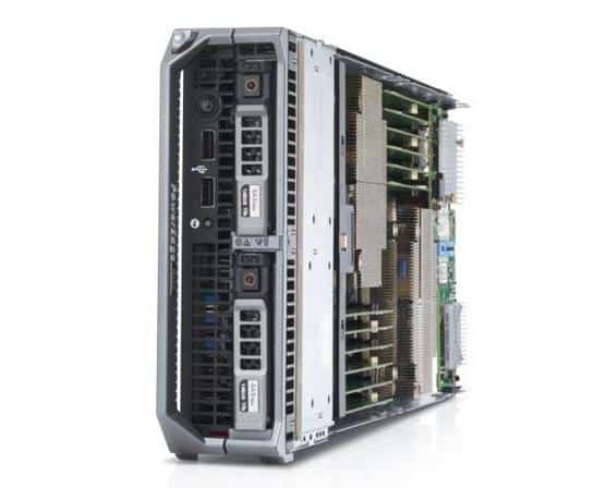 Dell PowerEdge M520 CTO Blade - With warranty and technical service for installation or support.