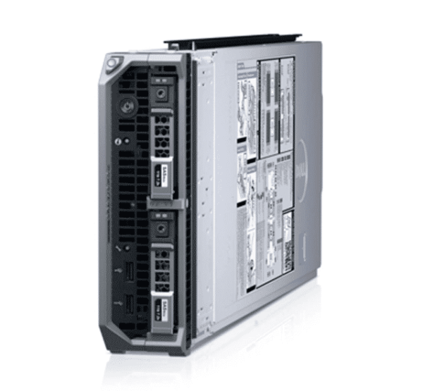 Dell PowerEdge M630 CTO Blade (for PE M1000e or VRTX) - With warranty and technical service for installation or support.