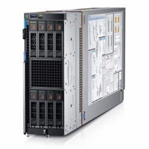 Blade Dell PowerEdge MX840c CTO Compute Sled - Com garantia e serviço técnico para instalação ou suporte.