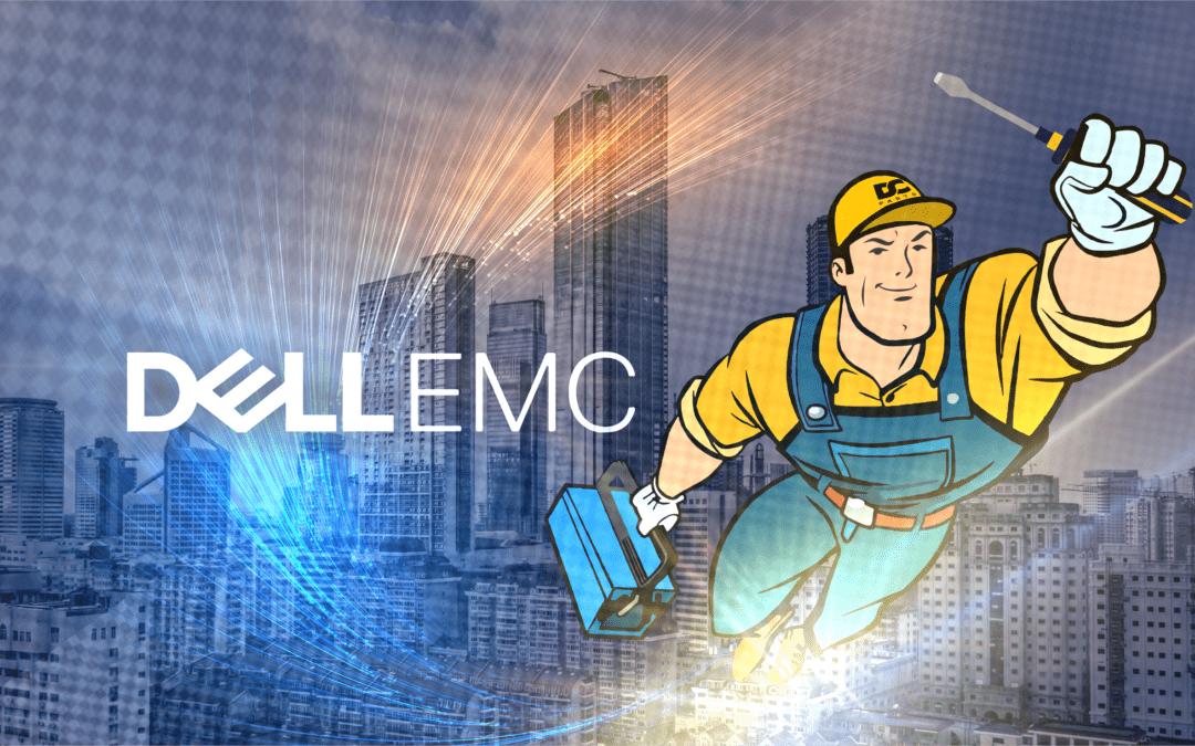 Manutenção DELL EMC VNX mudando para Unity Hardware