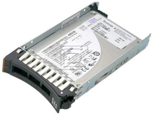 IBM 00AJ010 480-GB SATA 2.5 MLC HS SSD Disk - Warranty and 10 days for delivery