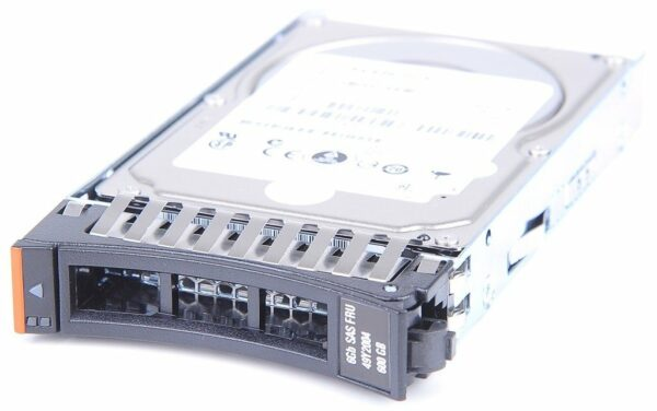 IBM 49Y2003 600-GB 10K 2.5 SAS Slim-HS Disk - Warranty and 10 days for delivery