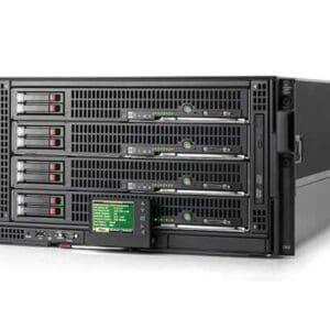 HPE BLC3000 CTO Blade Enclosure - Rack - Com garantia e serviço técnico para instalação ou suporte.