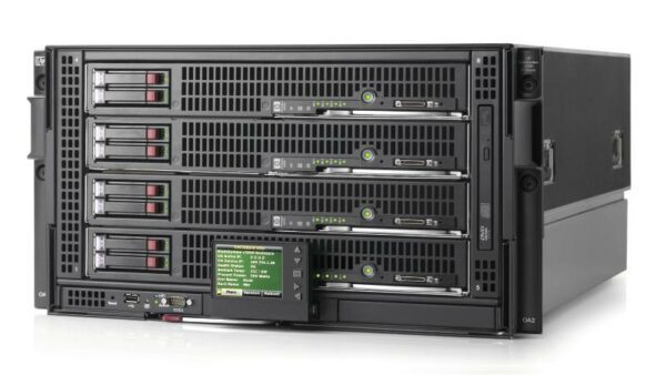 HPE BLC3000 CTO Blade Enclosure - Rack - With warranty and technical service for installation or support.