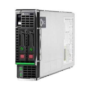 HPE ProLiant BL460c Gen8 CTO Server Blade- Com garantia e serviço técnico para instalação ou suporte.