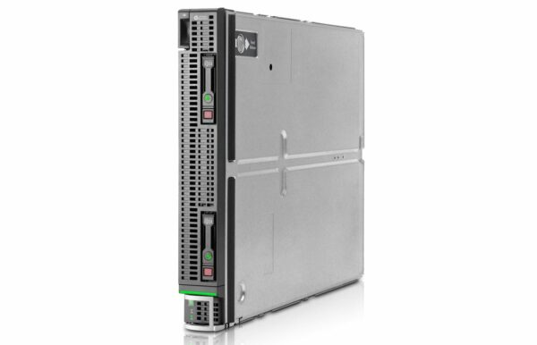 HPE ProLiant BL660c Gen8 CTO Server Blade - With warranty and technical service for installation or support.