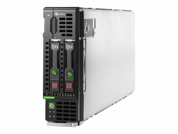 HPE ProLiant WS460c Gen9 CTO Graphics Server Blade - With warranty and technical service for installation or support.