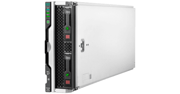 HPE Synergy 480 Gen10 CTO Compute Module - With warranty and technical service for installation or support.