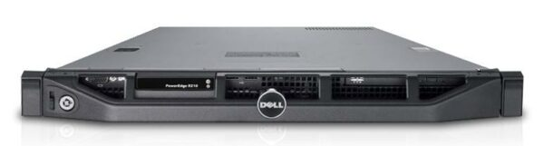 Dell PowerEdge R210 CTO Server - With warranty and technical service for installation or support.