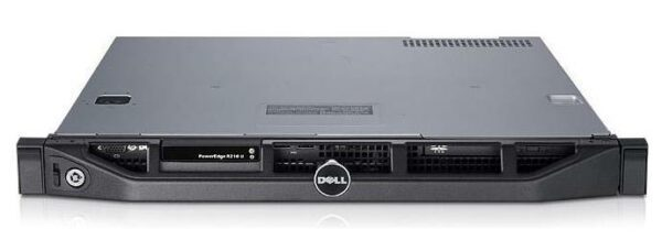 Dell PowerEdge R210II CTO Server - With warranty and technical service for installation or support.