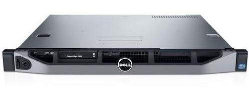 Dell PowerEdge R220 CTO Server - With warranty and technical service for installation or support.