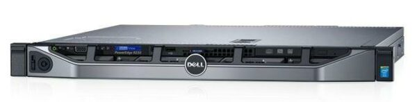 Dell PowerEdge R230 CTO Server - With warranty and technical service for installation or support.
