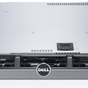 Servidor Dell PowerEdge R320 CTO - Com garantia e serviço técnico para instalação ou suporte.