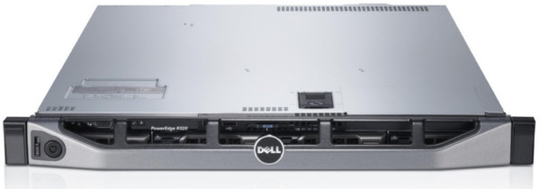 Dell PowerEdge R320 CTO Server - With warranty and technical service for installation or support.