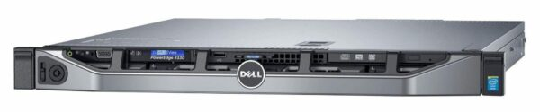Dell PowerEdge R330 CTO Server - With warranty and technical service for installation or support.