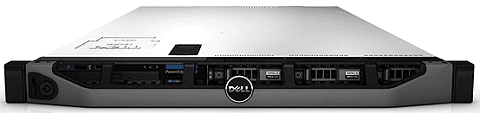 Dell PowerEdge R420 CTO Server - With warranty and technical service for installation or support.