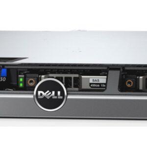 Servidor Dell PowerEdge R430 CTO - Com garantia e serviço técnico para instalação ou suporte.