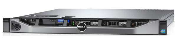Dell PowerEdge R430 CTO Server - With warranty and technical service for installation or support.