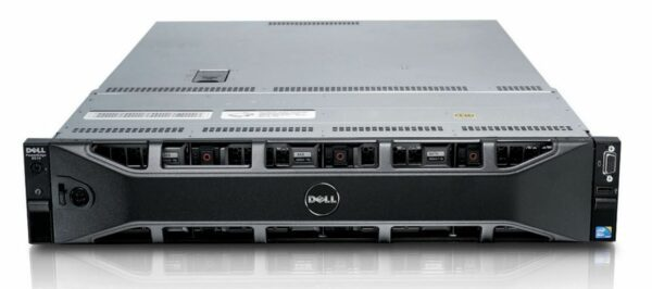 Dell PowerEdge R510 CTO Server - With warranty and technical service for installation or support.