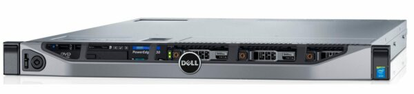 Dell PowerEdge R630 CTO Server - With warranty and technical service for installation or support.