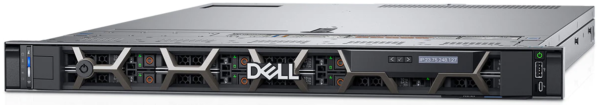 Dell PowerEdge R640 CTO Server - With warranty and technical service for installation or support.