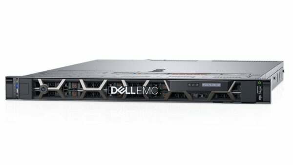 Dell PowerEdge R6415 CTO Server - With warranty and technical service for installation or support.