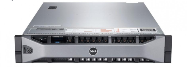 Dell PowerEdge R720 CTO Server - With warranty and technical service for installation or support.