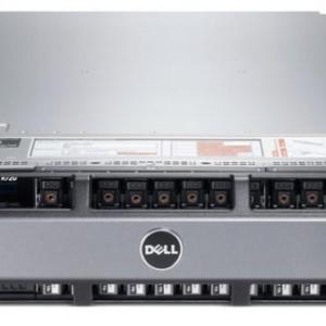 Servidor Dell PowerEdge R720xd CTO - Com garantia e serviço técnico para instalação ou suporte.