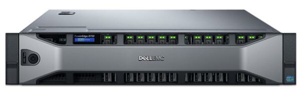 Dell PowerEdge R730 CTO Server - With warranty and technical service for installation or support.