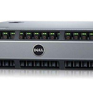 Servidor Dell PowerEdge R730xt CTO - Com garantia e serviço técnico para instalação ou suporte.