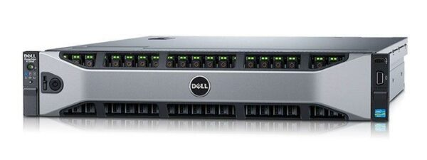 Dell PowerEdge R730xt CTO Server - With warranty and technical service for installation or support.