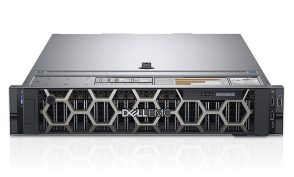Dell PowerEdge R7415 CTO Server - With warranty and technical service for installation or support.
