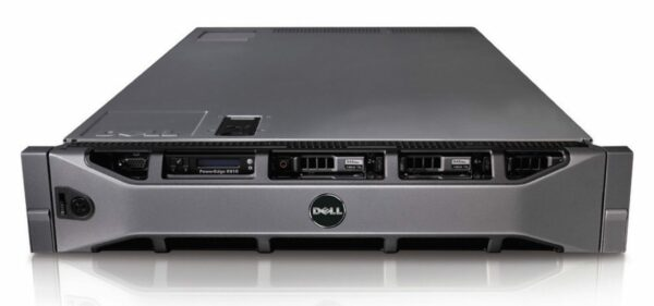 Dell PowerEdge R810 CTO Server - With warranty and technical service for installation or support.