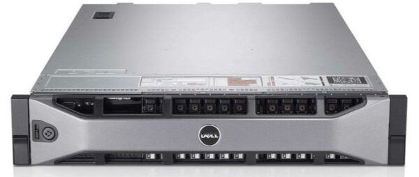 Dell PowerEdge R820 CTO Server - With warranty and technical service for installation or support.