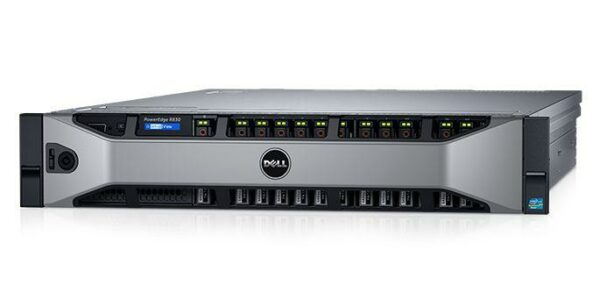 Dell PowerEdge R830 CTO Server - With warranty and technical service for installation or support.