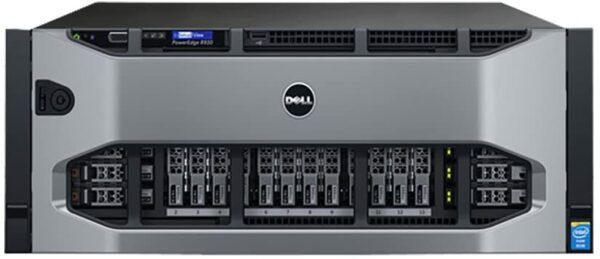 Dell PowerEdge R930 CTO Server - With warranty and technical service for installation or support.