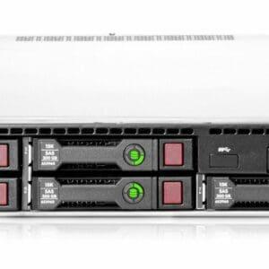 Servidor HPE ProLiant DL120 Gen9 - Com garantia e serviço técnico para instalação ou suporte.