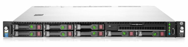 HPE ProLiant DL120 Gen9 Server - With warranty and technical service for installation or support.