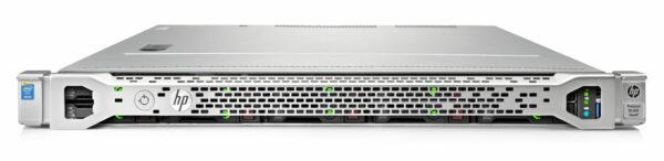 HPE ProLiant DL160 Gen9 Server - With warranty and technical service for installation or support.