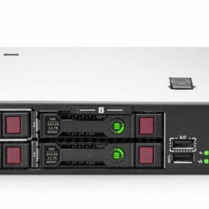 Servidor HPE ProLiant DL20 Gen10 - Com garantia e serviço técnico para instalação ou suporte.