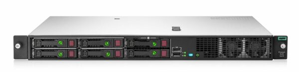 HPE ProLiant DL20 Gen10 Server - With warranty and technical service for installation or support.