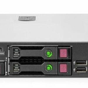 Servidor HPE ProLiant DL20 Gen9 CTO - Com garantia e serviço técnico para instalação ou suporte.