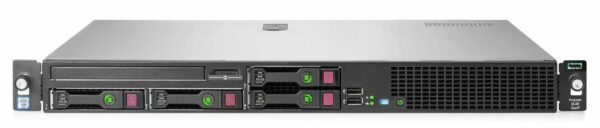 HPE ProLiant DL20 Gen9 CTO Server - With warranty and technical service for installation or support.